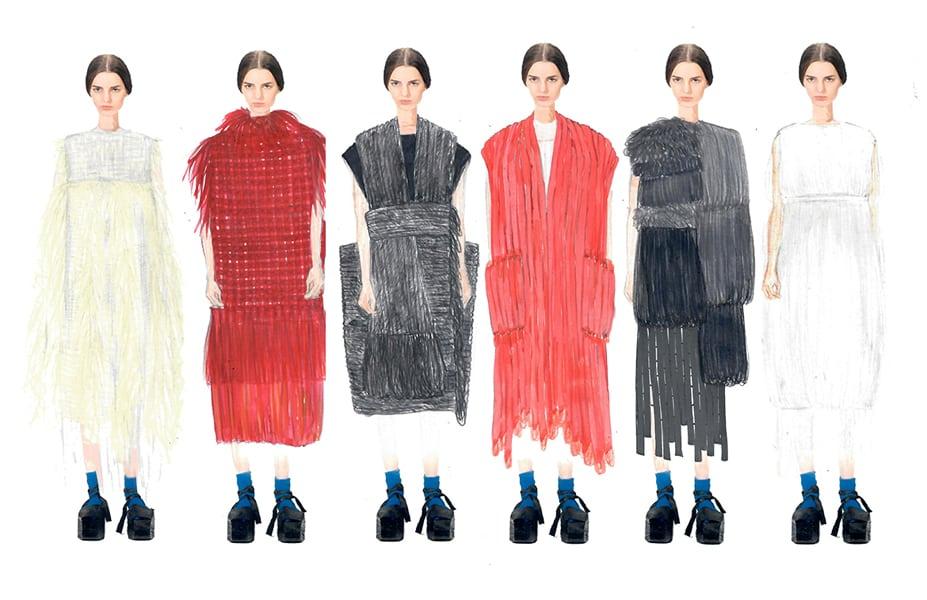 2018 Graduate Fashion Show Awards Academy Of Art University